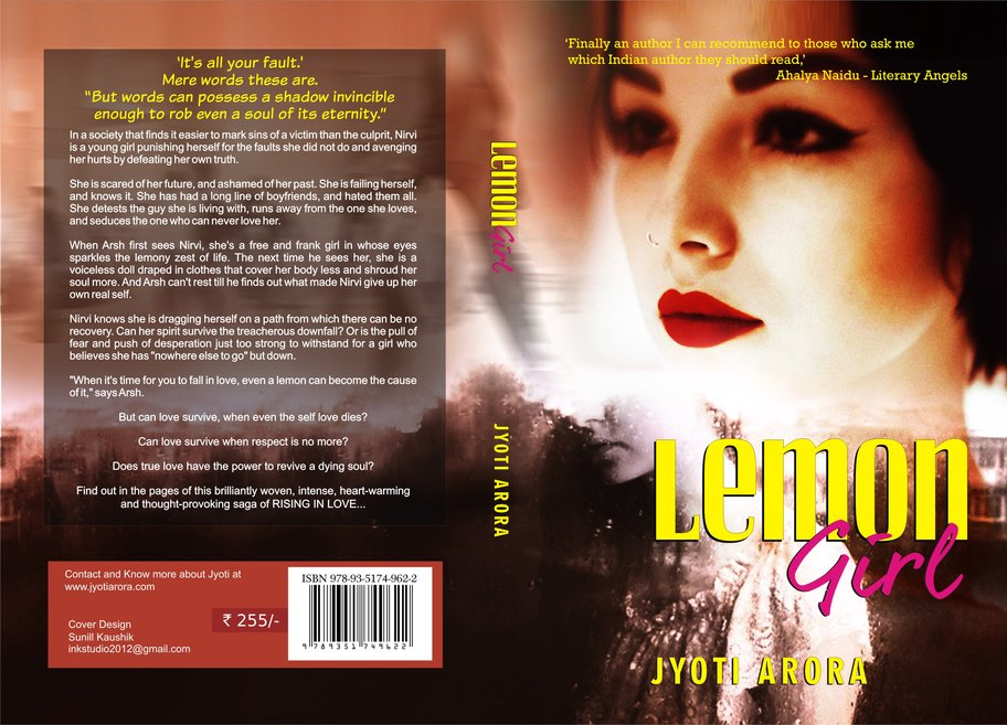 Lemon Girl by Jyoti Arora